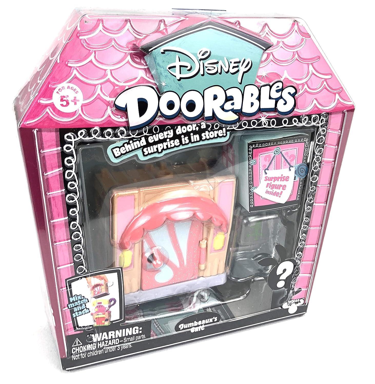 Zootopia with Exclusive Mayor Lionheart Figure Disney Doorables Mini Playset