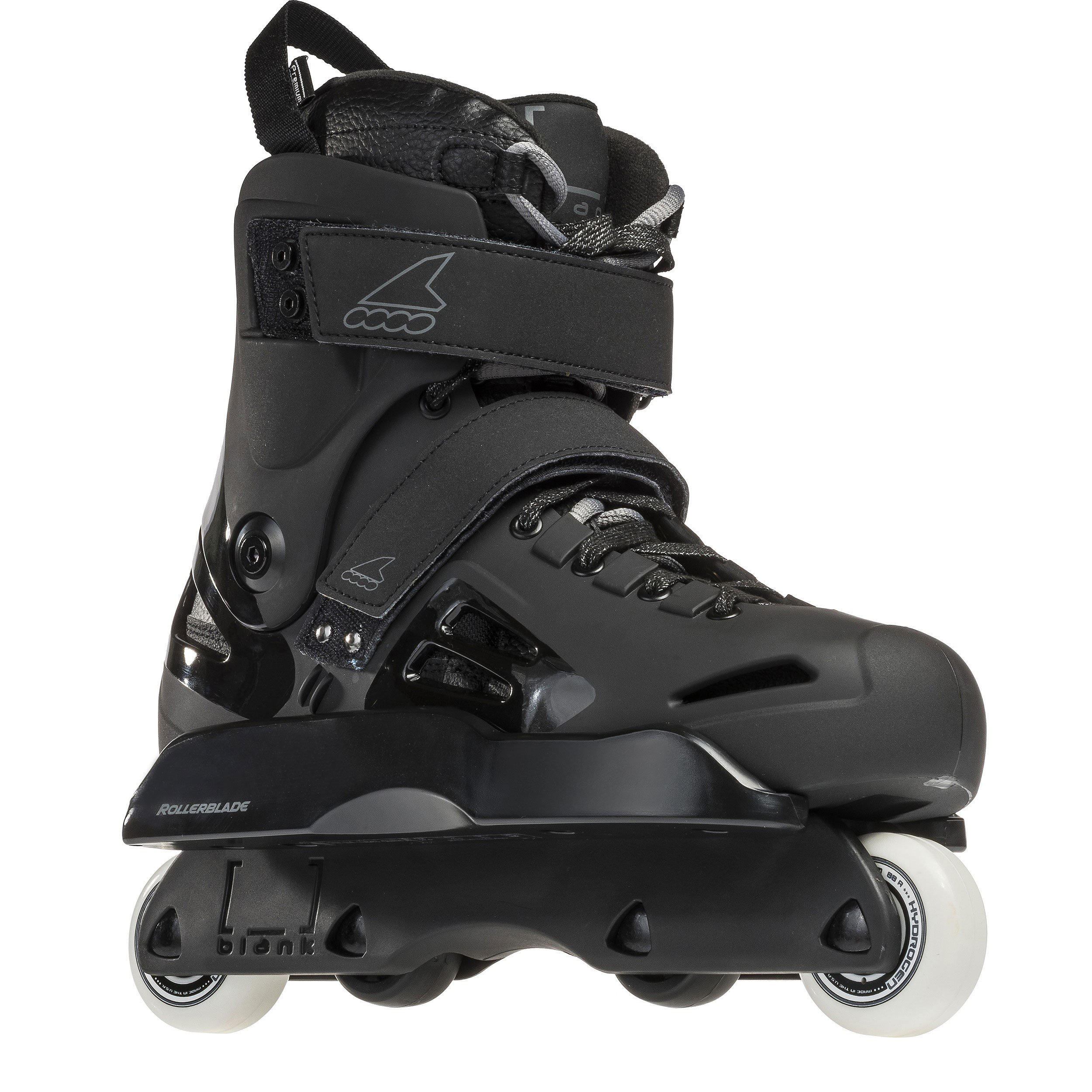 Rollerblade Rb Solo Team Street Skate - Iconic Pro Level Gear - Black - US Men's Size 7, US Size 7 by Rollerblade