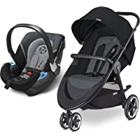 Cybex Agis M-Air 3/Aton 2/Aton Base 2 Travel System (Moon Dust)