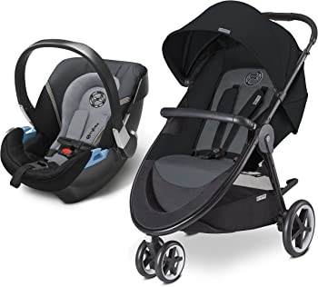 Cybex Agis M-Air 3/Aton 2/Aton Base 2 Travel System