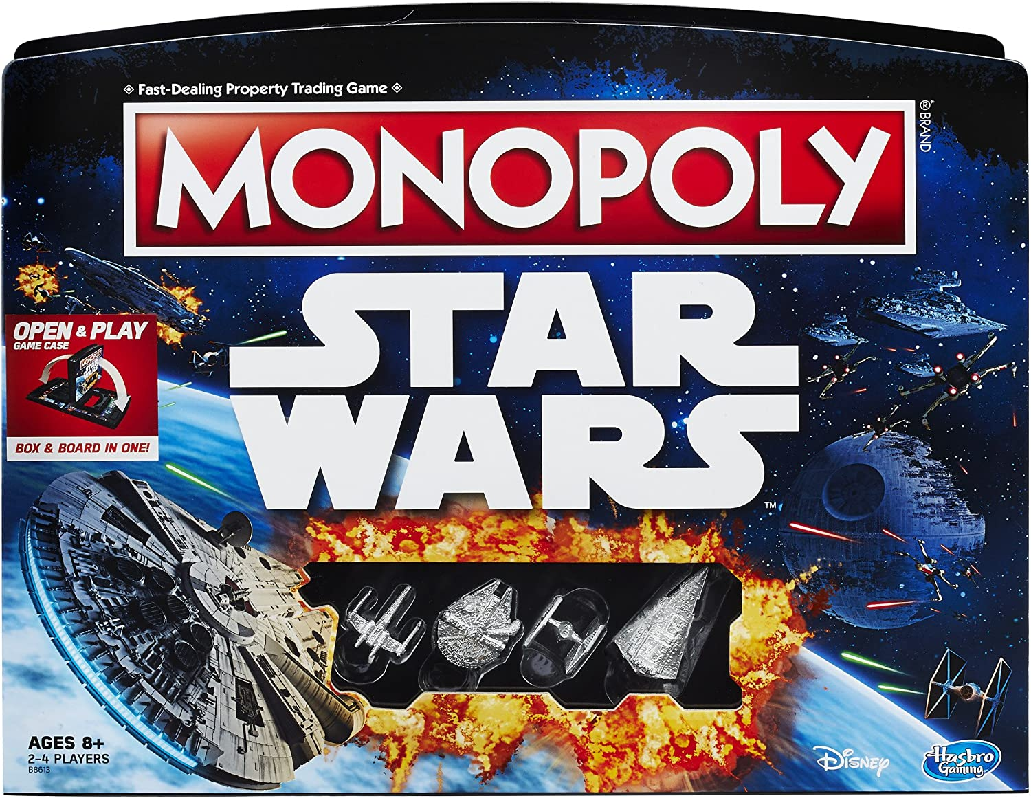 Monopoly Game: Star Wars Edition