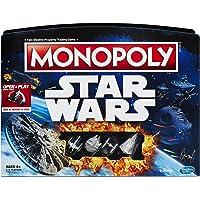 Juego Monopoly: Edición Star Wars