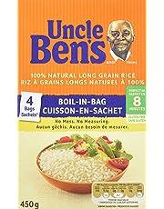 Uncle Ben's Boil-in-Bag Rice 450 Gram