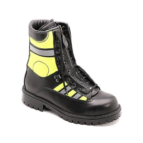 802Gi Zapatos BOTÍN Bota Impermeable Zapatos DE Seguridad, PROTECCIÓN Civil, Primeros Auxilios (Italia