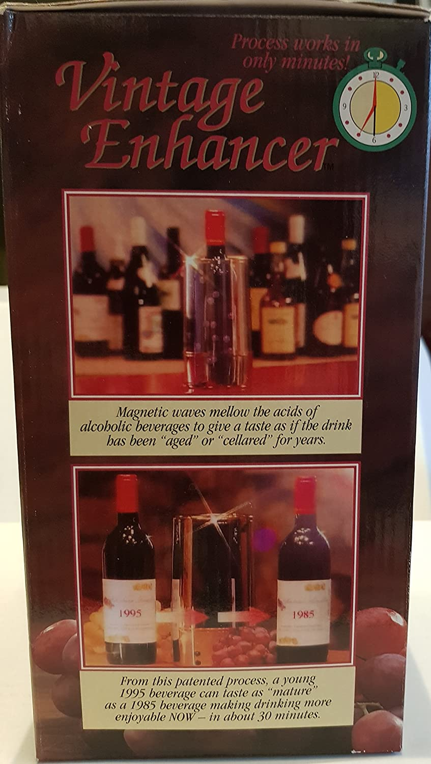 Amazon.com | Deluxe Vintage Enhancer for Wine and Liquor: Bar Tools ...