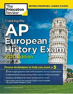 Amazon com: Cracking the AP European History Exam, 2019 Edition