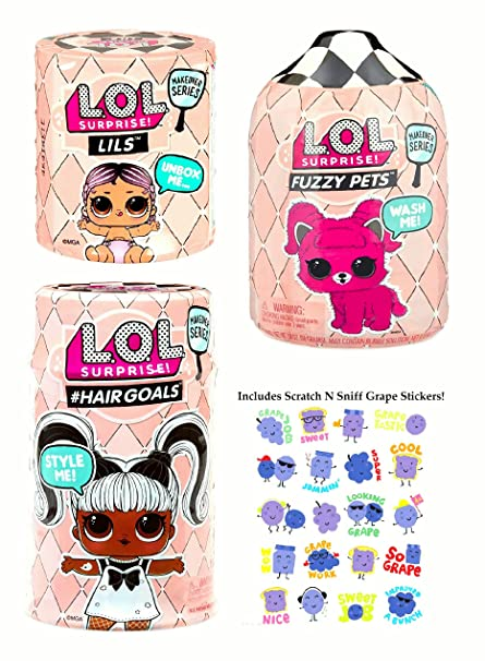 L.O.L surprise Fuzzy Pets