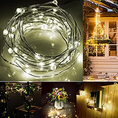 Solar Lights   7 Color Changing Solar Spotlights   Outdoor Lights For The  Yard Patio Garden Lawn   Landscape Wall Light Waterproof Security Lights  [Energy ...