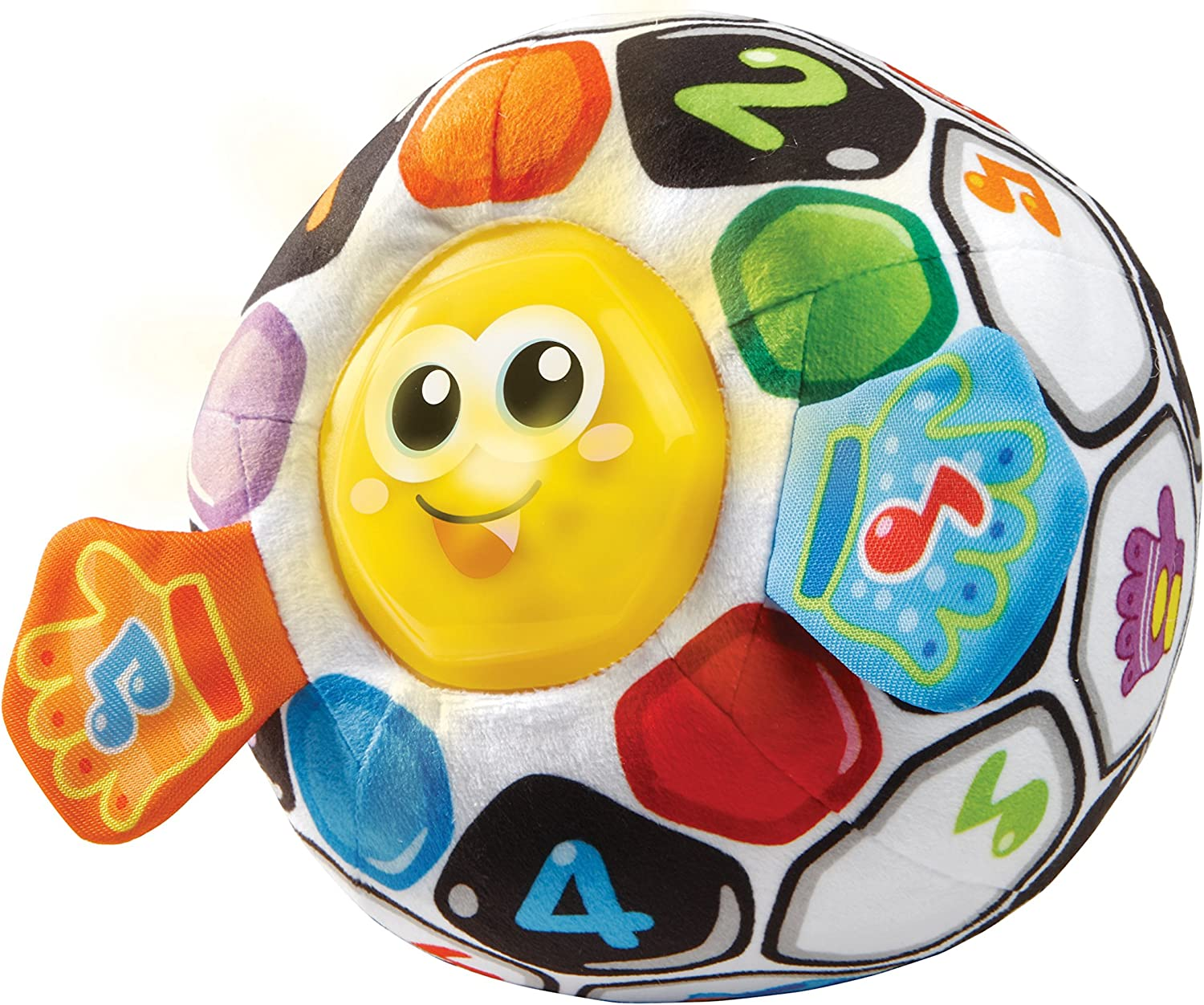 VTech-80-509104 Pelota de fútbol, Multicolor (80-509104): Amazon ...