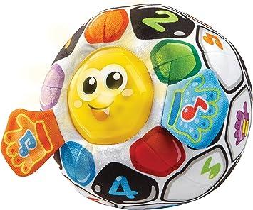 VTech-80-509104 Pelota de fútbol, Multicolor (80-509104): Amazon ...