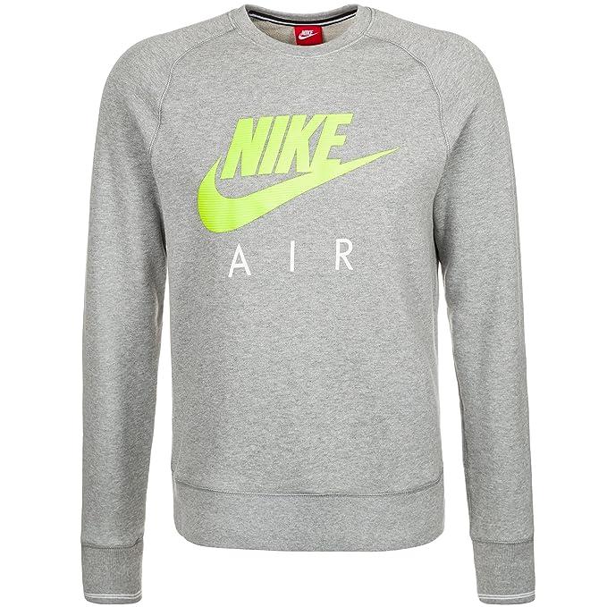 Nike, Felpa a Girocollo Uomo AW77 French Terry: Amazon.it