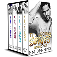 The Desires Series: Boxed Set (English Edition)