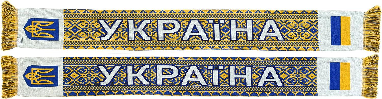 Ukraina Stade Football Knit /Écharpe