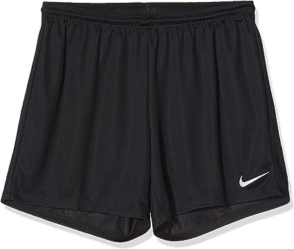 Nike Park II Short Women Femme, NoirBlanc, FR (Taille Fabricant : XL)
