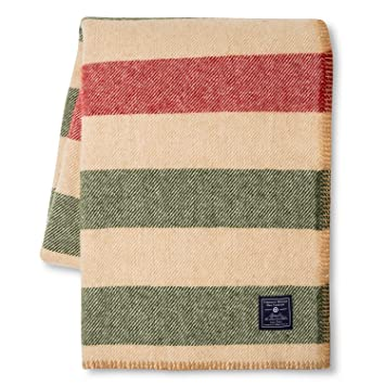 wool throw blanket Amazon.com: Faribault Woolen Mill Company Wool Throw Blanket  wool throw blanket