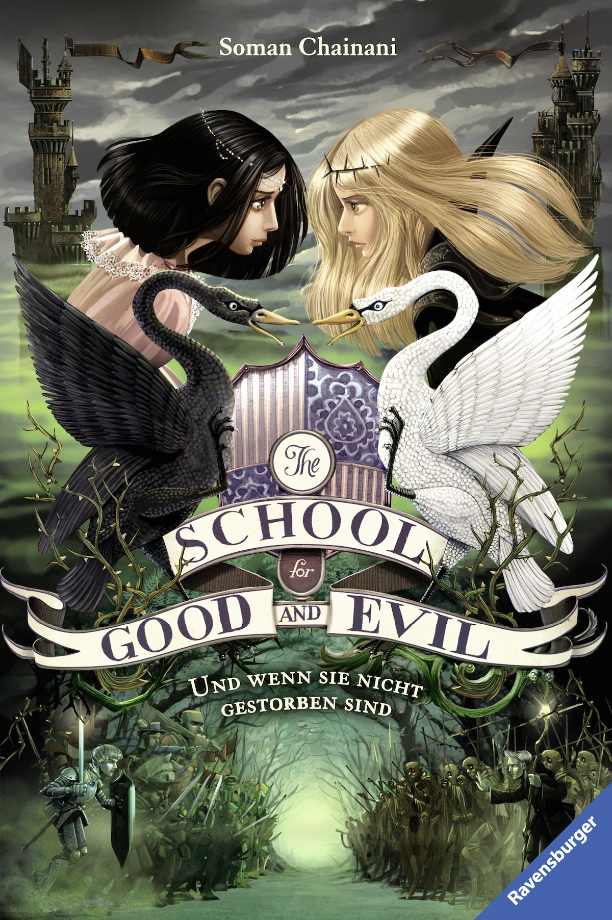 The School For Good And Evil Book 3