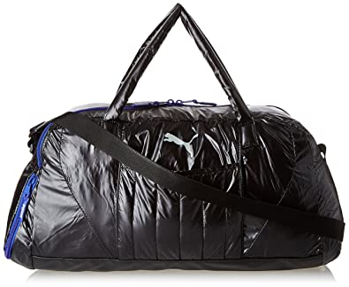 PUMA FIT AT SPORTS DUFFLE WOMENS GYM BAG SIZE 50X24X245 CMS