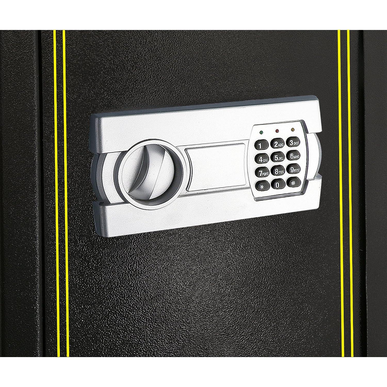 7501 Paragon Lock & Safe Electronic 5 Pistole Rifle Safe 4.26Cf Pistole Cabinet für Firearms