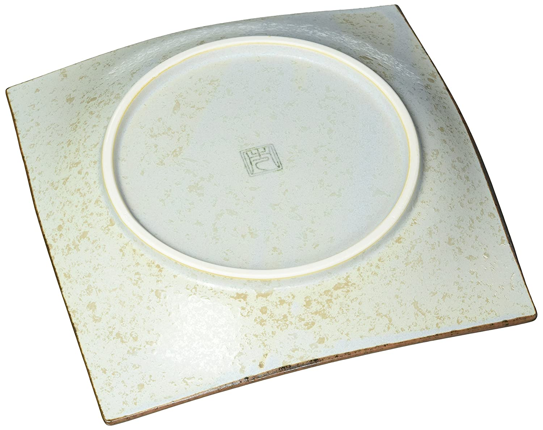 Happy Sales Salad Plates set Cherry Blossom Square 6 pc HSQ254//BP