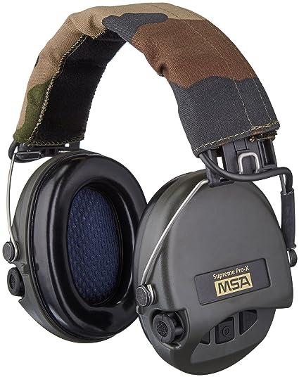 Msa Sordin Digital Supreme Pro X Headband Camo Ear Protection Equipment Com