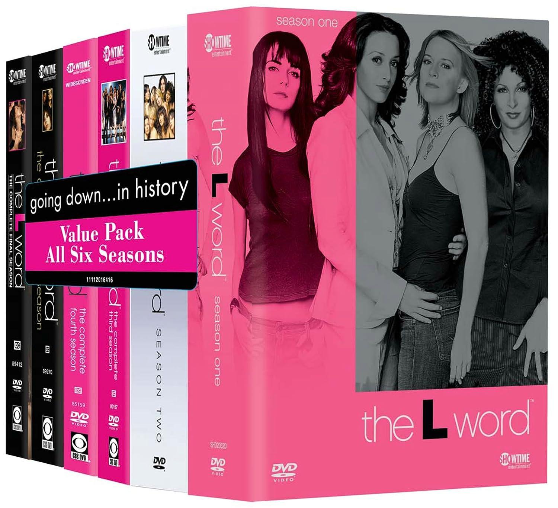 L-Word: Complete Series Pack [Reino Unido] [DVD]: Amazon.es: Cine y Series TV