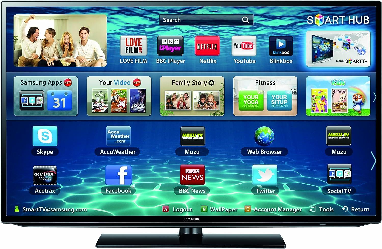 Televisor LED 32 Samsung UE32EH5300 Smart TV: Amazon.es: Electrónica