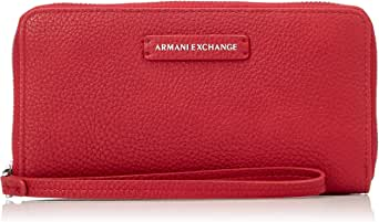 Armani Exchange Round Zip Wrislet