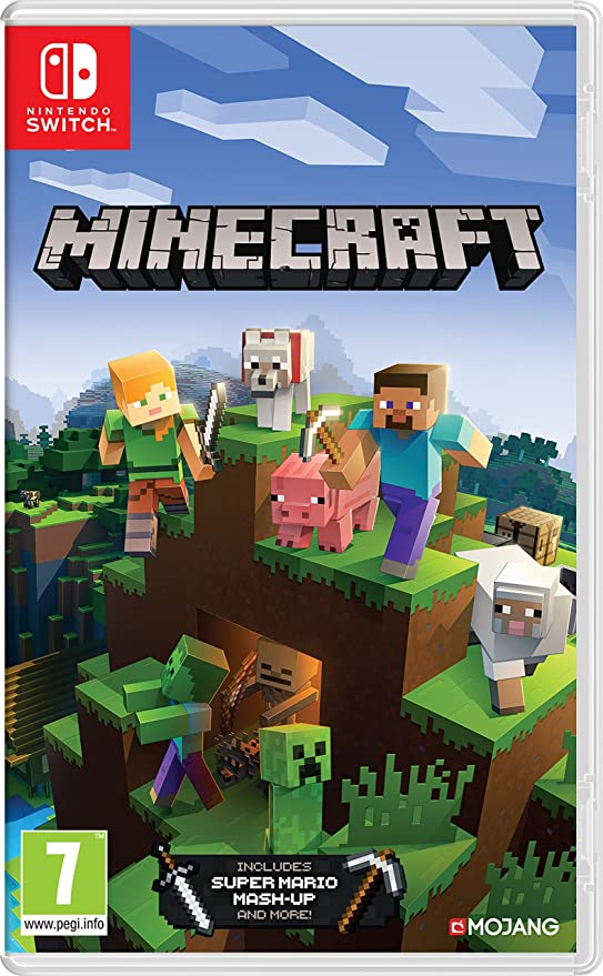 91 opinioni per Minecraft- Nintendo Switch