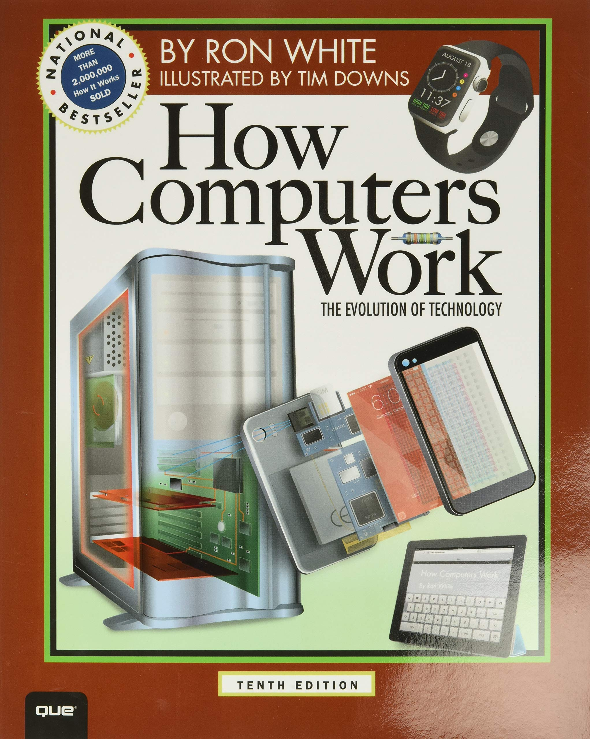 How Computers Work: Amazon.es: White, Ron, Downs, Timothy