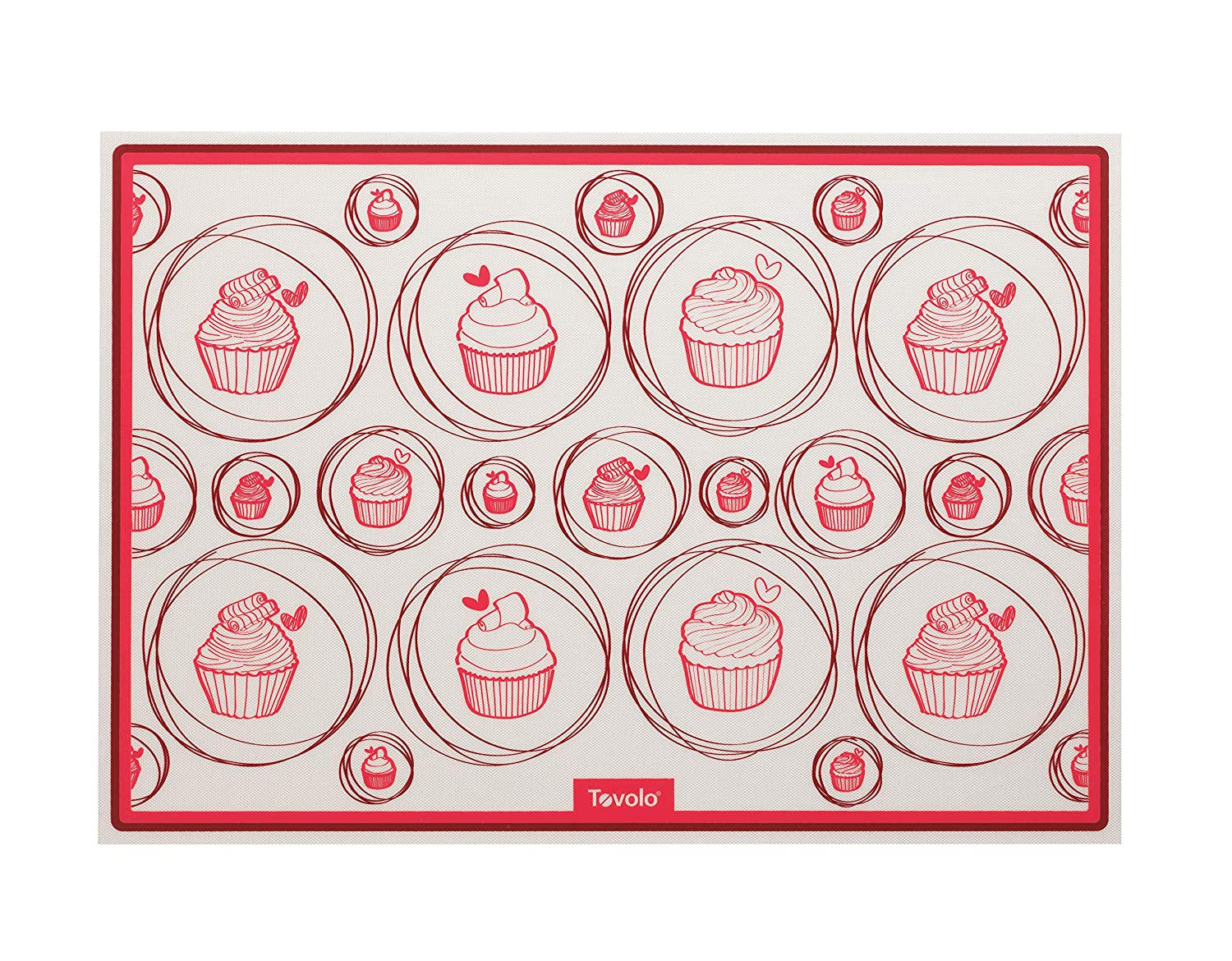 Tovolo Cookie Sheet Baking Mat, Set of 2 81-6737