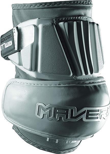 Grey Maverik Lacrosse Max Glove