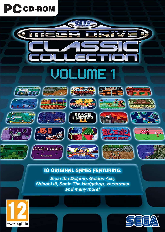 Amazon com: sega mega drive collection (PC) (UK): Video Games