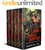 Lone Reach Shifters: The Complete Paranormal Collection
