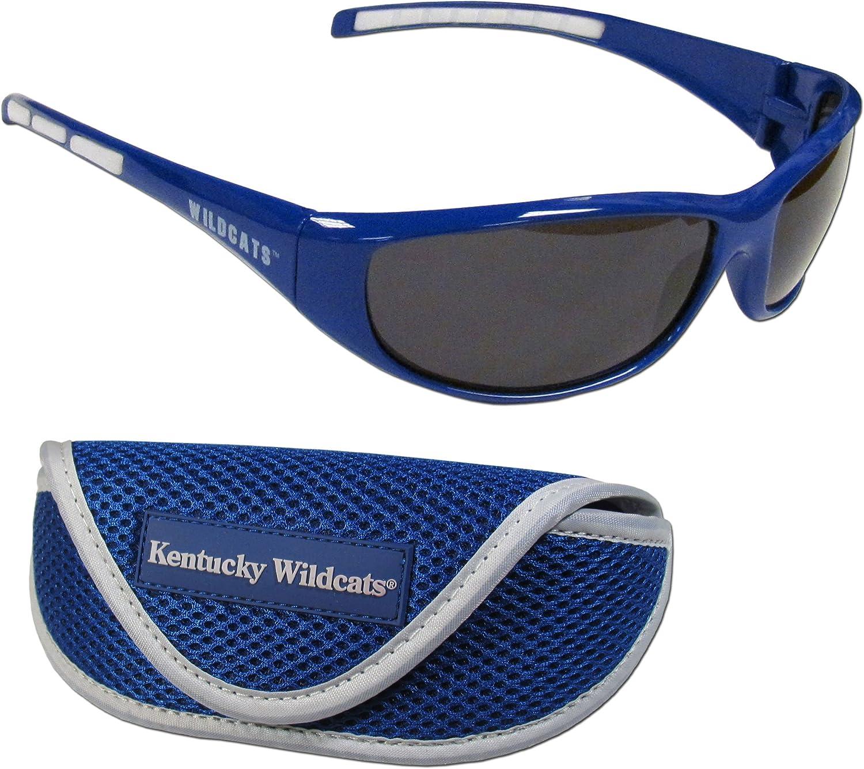 Siskiyou NCAA Unisex Edge Wrap Sunglasses