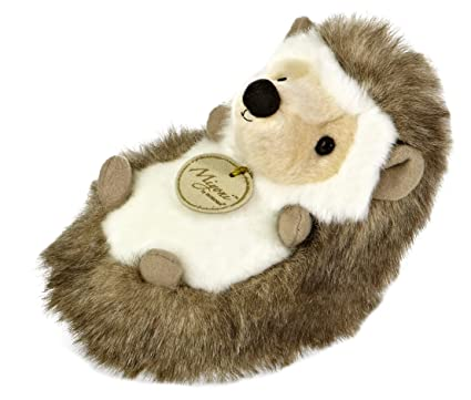 Amazon Com Aurora World Miyoni Small Hedgehog Plush Toys Games