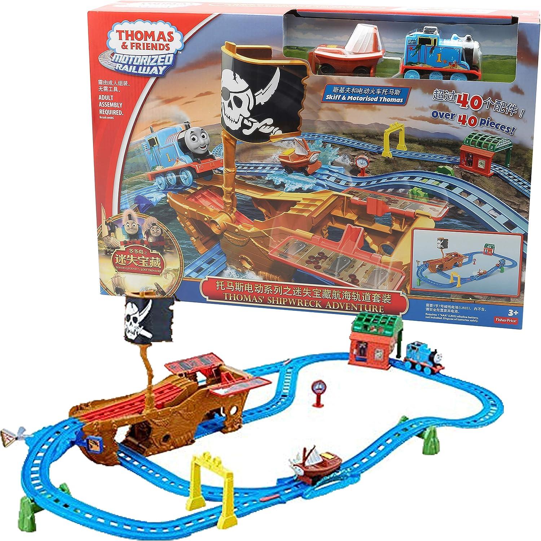 Thomas and Friends Trackmaster Tren Thomas Juego Trenes Ninos Treno Motorizado: Amazon.es: Juguetes y juegos