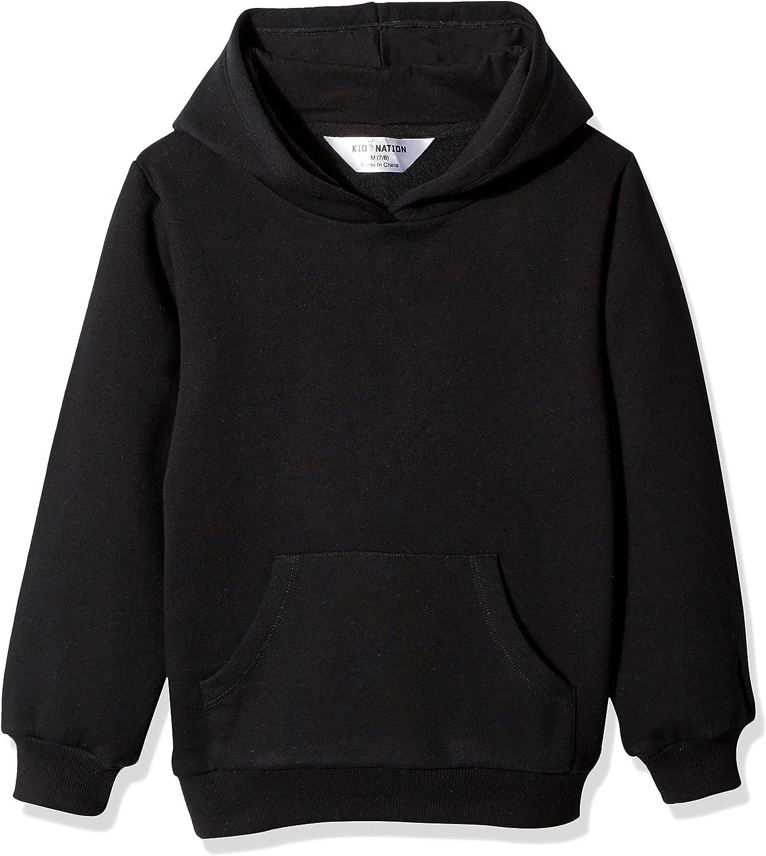 M 7 S Top Heavy Hoodie Hooded Swetshirt sz 4 L 5//6