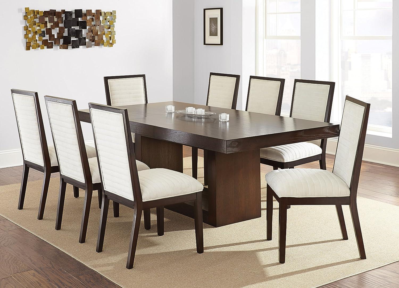 & Amazon.com - Steve Silver Company Antonio Dining Table - Tables