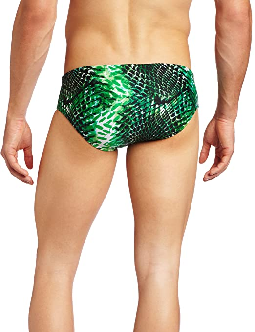 Amazon.com : Speedo Mens Xtra Life Lycra Mighty Python Brief Swimsuit : Athletic Swim Briefs : Sports & Outdoors