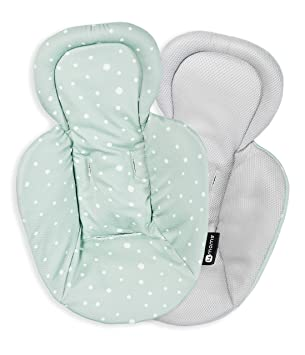 Amazon.com : 4moms rockaRoo and mamaRoo Infant Insert, for Baby, Infant,  and Toddler, Machine Washable, Cool Mesh Fabric, Modern Design : Baby