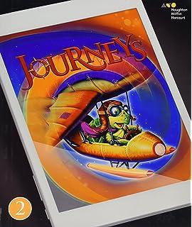 Journeys Student Edition Volume 2 Grade 1 2017 Houghton Mifflin