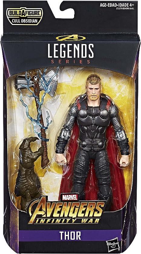 Marvel Legends Infinity War Wave Cull Obsidian BAF Complete