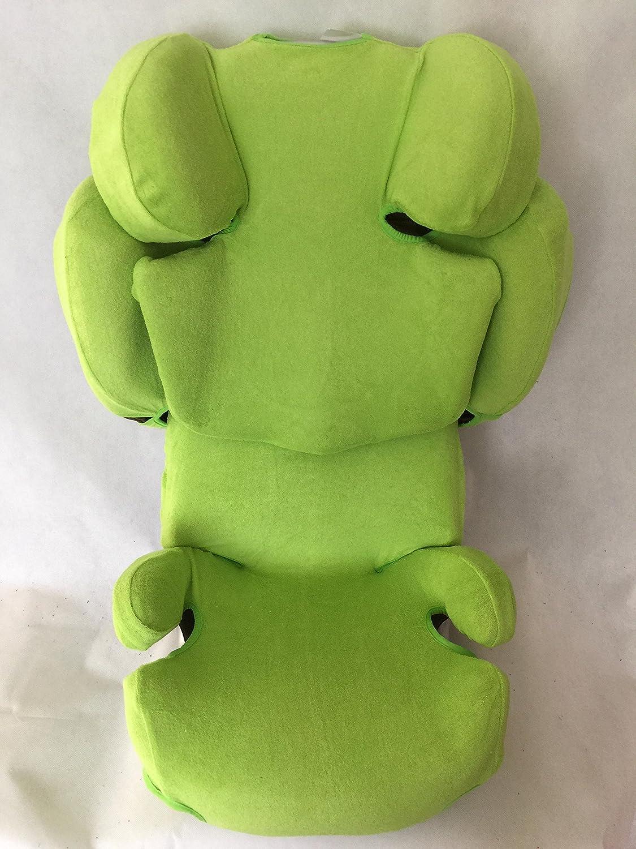 Sommerbezug Schonbezug Für Cybex Solution Q Q Fix Q2 Fix Q3 Fix Frottee 100 Baumwolle Grün Baby