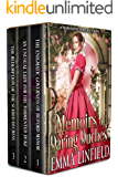 Memoirs of a Daring Duchess: A Historical Regency Romance Collection