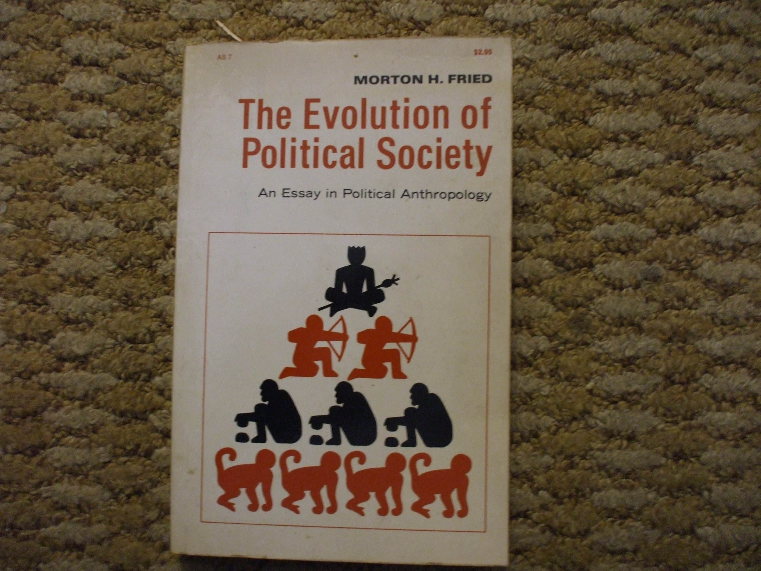 political anthropology books