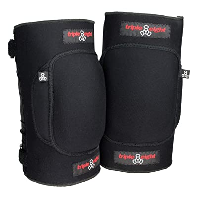 Triple Eight Undercover Snow Knee Pads for Snowboarding and Skiing : Skate And Skateboarding Knee Pads : Sports & Outdoors