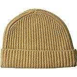 罗纹袖口帽子