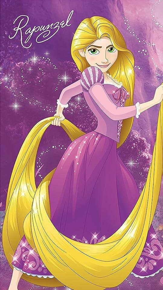 ディズニー 『塔の上のラプンツェル』ラプンツェル(Rapunzel) QHD(540×960)壁紙画像