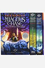 Magnus Chase and the Gods of Asgard Paperback Boxed Set Paperback