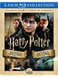 Harry Potter Double Feature: Harry Potter and the Deathly Hallows, Parts 1 & 2 [Blu-ray]